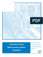Automotive Body Measurement