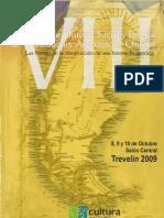 Historia Social y Politica. Patagonia Argentina-Chilena. Libro-VIII-Cultura . Rawson