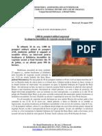 BI 26.08.2012 Incendii Veg Uscata Fond Forestier