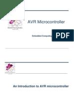 Avr Micro Controller 1