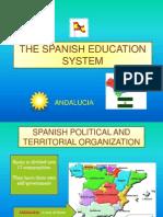 The Spanish Education System (Comenius)