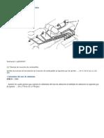 Especificaciones de Motor 3066 CATERPILLAR