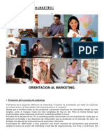 Orientacion Al Marketing