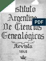 Genealogia Revista 1 1942