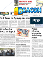 The Beacon - August 23, 2012