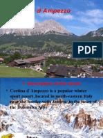 Cortina d`Ampezzo - Pauna Antoniu Flaviu