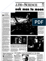Neil Armstrong, Collins Connection 1994-06-27