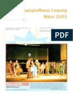 2003-03 Schauspielhaus Leipzig