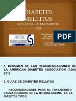 Tratamiento Diabetis Mellitus Tipo 2