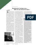 2005  Mendelssohn-Haus Journal 18