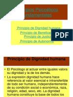 Principios Psicoéticos Fundamentales.1 ppt