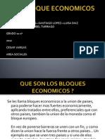Los Bloque Economicos