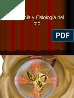 Anatomia y Fisiología del ojo