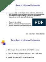 17 - Tromboembolismo Pulmonar