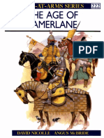"""Age of Tamerlane"" Osprey Publishing , David Nicolle Angus McBride"