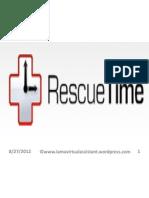 Iamavirtualassistant  RescueTime