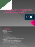 Competencias Emocionales y Familia