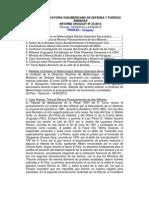 Informe Uruguay 25-2012