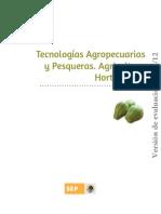 Tecnología I (Horticultura)