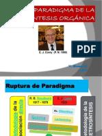 NUEVO PARADIGMA DE LA SÍNTESIS ORGÁNICA F Cl