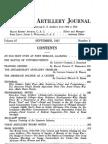 Coast Artillery Journal - Sep 1927