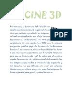 EL CINE 3D