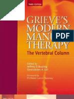 Jeffrey Boyling  Modern Manual Therapy the Vertebral Column