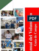 Manual Del Voluntariao Guiadecampo 2262011 102656