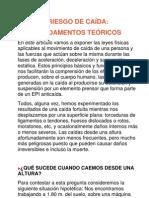 RIESGO DE CAÍDA FUNDAMENTOS TEÓRICOS