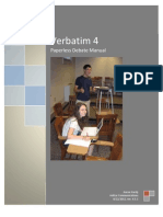 VerbatimManual4.5.1