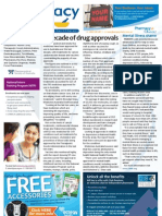 Pharmacy Daily for Mon 27 Aug 2012 - Decade of drug approvals, Mental illness shame, Australian sickies, Organ appointments and much more...