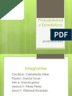 Probabilidad y Estadística II (diagrama de arbol)