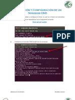 Instalación y Configuración de un Servidor DNS