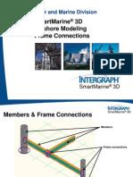 TSMM1013 SmartMarine 3D Offshore Modeling 4_FrameConnections