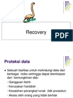 4. Recovery