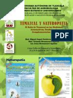 Temazcal y Naturopatia