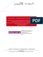 Degradacion de Compuestos Organicos Mediante Procesos Fotocataliticos Heterogeneos Con TiO2