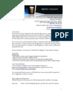 WRT 302 Digital Writing | Patrick W. Berry