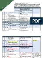 AP Literature Calendar 12-13
