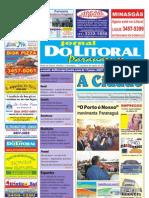 Jornal DoLitoral Paranaense - Edição 30 - Online - agosto 2005