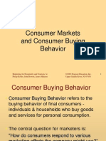 40154735 Consumer Buying Behaviour Kotler Pptt
