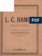 Hanon 60 Esercizi Per Fisarmonica, Acordeon Fisamonica, Accordion, Accordeon by Hanon