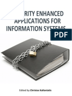 Security Enhanced Applications for Information Systems ITO12