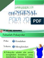 Mengenal Pokayoke