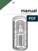 Manual WES 650 900