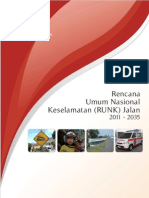 National Plan for Road Safety 2011-2035