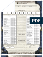 shadowrun charactersheet Notice: all character sheets hosted on this web site were created by mrgone (unless otherwise noted) and may be reprinted for personal use.