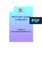 PS Configuration