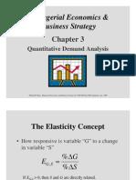Elasticity (Baye)