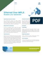 2p TC Ethernet-over-mpls Mobile v2.1